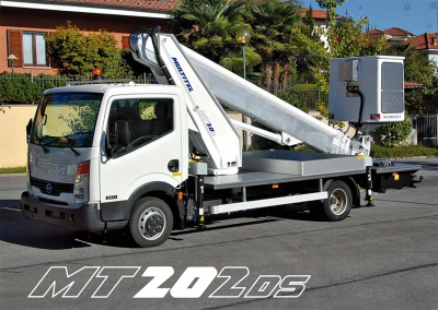 Nacela PRB Multitel MT202DS